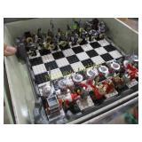 HARD TO FIND COMPLETE LEGO CHESS SET