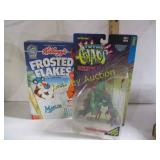 FROSTED FLAKES BOX&FIGURE