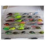 55 BRAND NEW LURES