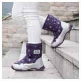 COGA Fashion Winter Boots - Size 38