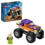 Lego City Set - 55 pcs