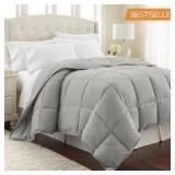 Bedsure Comforter - Taupe