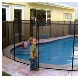 Water Warden Saftey Fence System