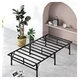 Metal Platform Bed Frame Twin/ Twin XL