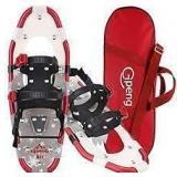 Gpeng 930 All Terrain Aluminium Snowshoes w Poles