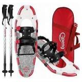 Gpeng 827 Winter Snow Shoes with Carrying Bag