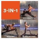 New Image Fitt Gym Bodyweight Training System