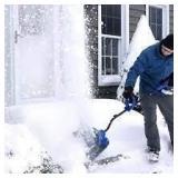 "24V Max 13"" SnowJoe Cordless Snow Shovel"