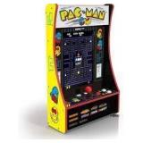 Arcade 1 Up Pacman Party-Cade 8 in 1-Wall Mount