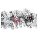 Holiday Time 8ft Garland