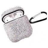 Faux Diamonds Airpods Case