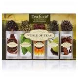 Tea Forte 15 Single Steeps Pouches