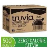 Truvia Calorie-Free Sweetener 500 Packets