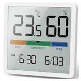 Temperagure and Humidity Monitor