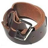 """George Dark Brown Belt, Size 13 3/4"""" Thick"""