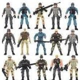 Elite Heros Figure Set