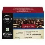 100 Count Keurig Cup Colombian Medium Roast Coffee