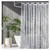 Adwaita Shower Curtin - 3D Bubble Pattern