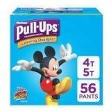 Huggies Pull Ups 4T-5T-2 Packs