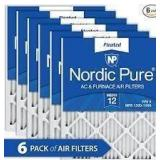 Nordic Pure AC & Furnace Air Filters