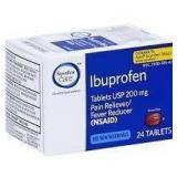 Ibuprofen Tablets - 24 Tablets