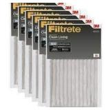 Filtrete Clean Living Filters - 16 x 20 x 1