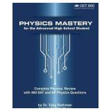 Get 800 Physics Mastery-Softcover Book