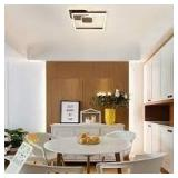 QCYUUI 43W LED Ceiling Light Square