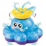 Water Jet Octtopus Bath Toy