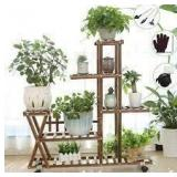 YouFang Eco-Friendly Wood Plant Stand