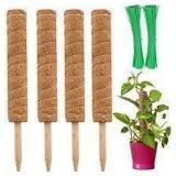 Moss Pole Trellis Kit Of 4