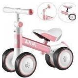 Jollito Baby Balance Bike-Pink-SEE NOTES