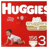 Huggies Little Snugglers Size/6 Packs