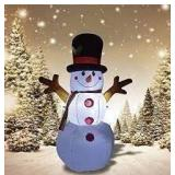 Goosh Inflatable Snowman-5ft