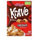 Kelloggs Krave Chocolate-1 Box