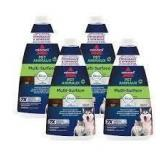 Bissell Multi-Surface Pet Floor Cleaning-4 Bottles