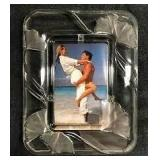 Mikasa Crystal Tender Moments Picture Frame