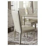 Homelegance Celandine Crystal Button Tufted Chair