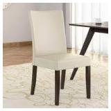 Coreworld Leather Apolstered Dining Chair