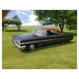 1964 Ford Galaxie 500 2 Door Hard Top