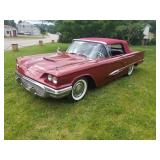 1959 Thunderbird Convertible 390 Automatic