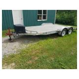 2009 Forest River Aluminum Cargo Trailer 18