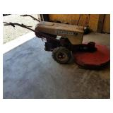 Gravely Walk Super Convertible Walk Behind