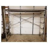 Aluminum Bakers Scaffold