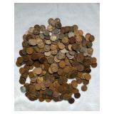 $5 in Wheat Pennies Assorted 1 Lot