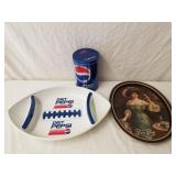 Pepsi Trays & Tin