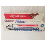"Exxon Toy Tanker Truck 14 & 1/4"" Long"