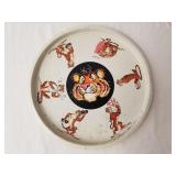Esso Tiger Metal Tray 13""