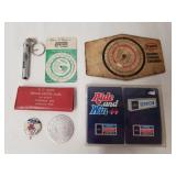 Automotive Memorabilia 1 Lot