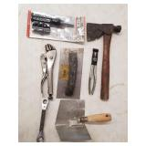 Assorted Tools 1 Lot